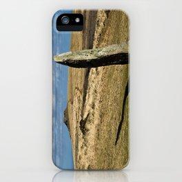 Menhir iPhone Case