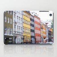 copenhagen iPad Cases featuring Copenhagen by Anya Kubilus
