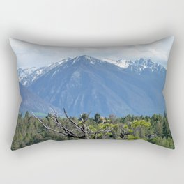 The Sleeping Giant Rectangular Pillow