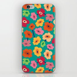 BP 13 Flowers iPhone Skin