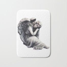 Resting Angel Bath Mat