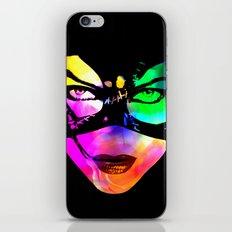 Cat Face iPhone & iPod Skin