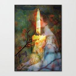 The Light Inside Canvas Print