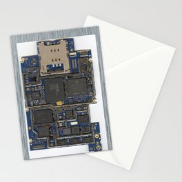 iPhone Guts Stationery Cards