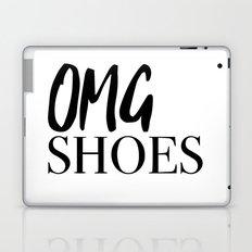OMG shoes Laptop & iPad Skin
