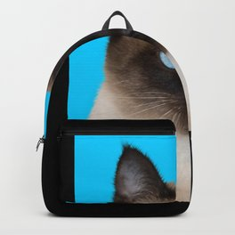 Cat Lovers Siamese Cat Backpack