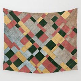 Tiling Mosaic Wall Tapestry