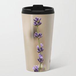 Lavender Buds and Blooms Travel Mug