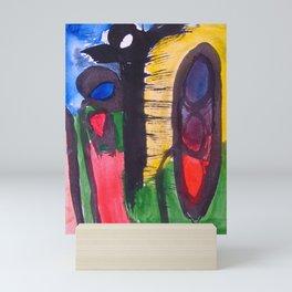 Risen Mini Art Print