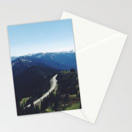 Hurricane ridge Stationery Cards