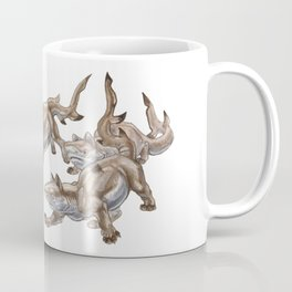 Black Tip Shark Cat Kittens :: Series 2 Coffee Mug