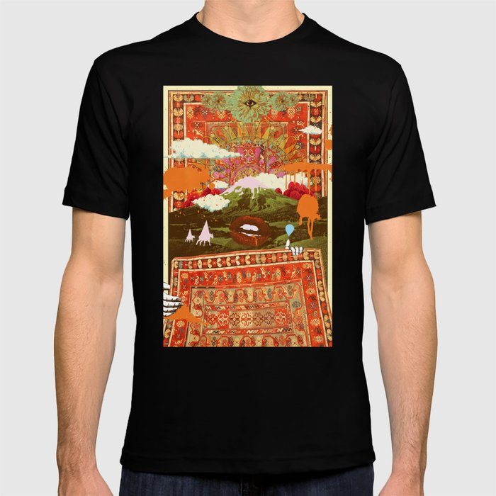 MORNING PSYCHEDELIA T-shirt