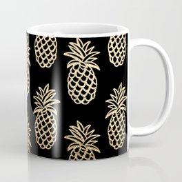 Piñas Gold Coffee Mug