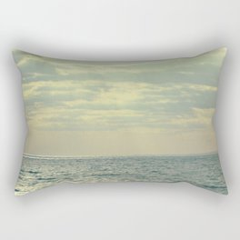 Wind and Tide Rectangular Pillow