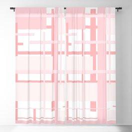 cotton candy Blackout Curtain