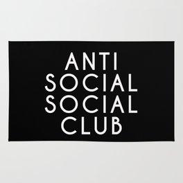 anti social 2 Rug