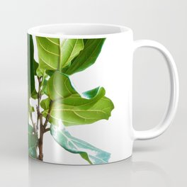 The Greenery Tree (Color) Coffee Mug