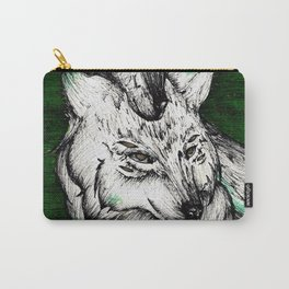 The wolf and the halla Carry-All Pouch