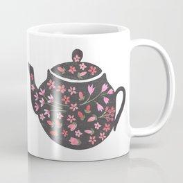Tea Time Teapot Coffee Mug