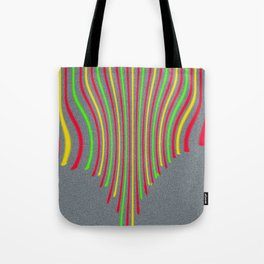 lines of life Tote Bag