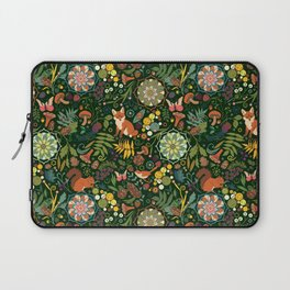 Treasures of the emerald woods Laptop Sleeve