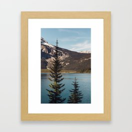 We are just so small Framed Art Print
