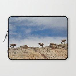 Big Horn Sheep Laptop Sleeve