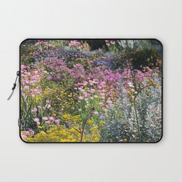 Wildflowers by Day Laptop Sleeve