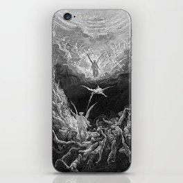 Gustave Doré's The Last Judgement iPhone Skin