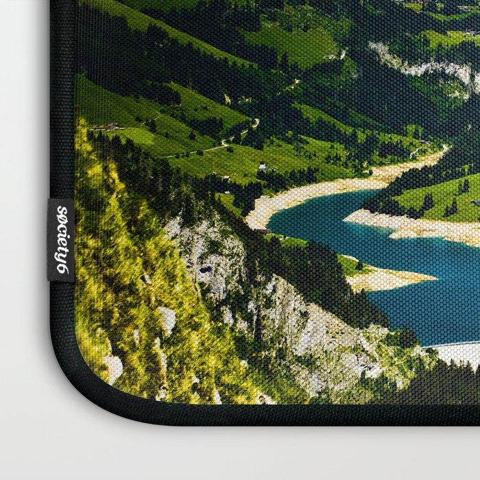 Swiss Alps Laptop Sleeve