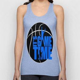 It's Game Time Unisex Tank Top