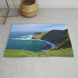 More Moher Cliffs Rug