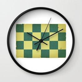 Vinatge Nautical Flag Wall Clock