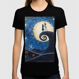 Jack Skellington & Sally T-shirt