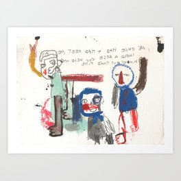 bolos Art Print