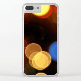 Lens Flair 2 Clear iPhone Case