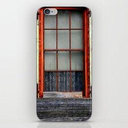 Window Shutters iPhone Skin