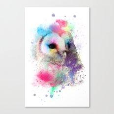 My Dear Owl Canvas Print