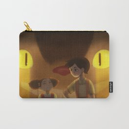 Tatsuki and Mei Carry-All Pouch