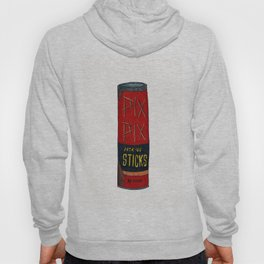 Pix, Pix, Pick Up Sticks Hoody