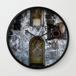 Dead man's Dungeon Wall Clock