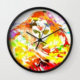 Woman of Wonder Wall Clock
