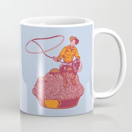 Spaghetti Western Coffee Mug