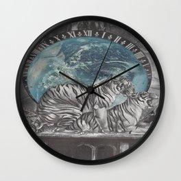 Planet Earth Wall Clock