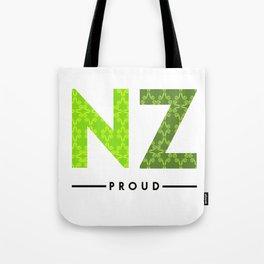 NZ PROUD Tote Bag