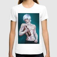 dragon age T-shirts featuring Fenris (Dragon Age) by ynorka