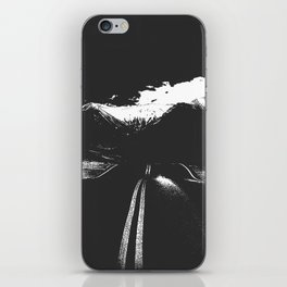 One Road iPhone Skin