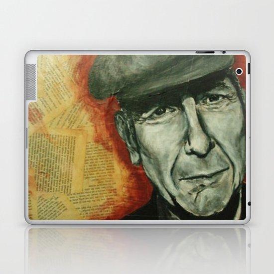 Leonard Laptop & iPad Skin