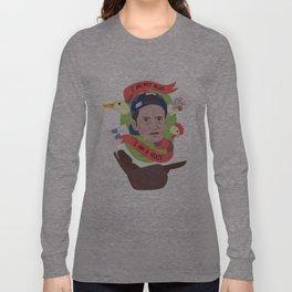 I am Not Blah... I am a Hoot! - Chandler Muriel Bing Long Sleeve T-shirt