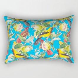 Birds #8 Rectangular Pillow